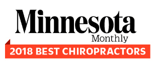 Minnesota Monthly 2018 Best Chiropractor